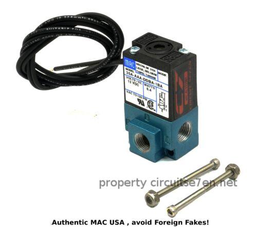 MAC Boost Control Solenoid valve BCS MAC 35A-AAA-DDBA-1BA, turbo PWM BCS 30-2400