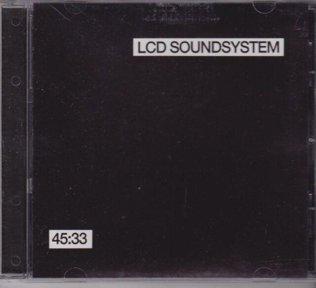 LCD SOUNDSYSTEM - 45:33 - CD - NEW -