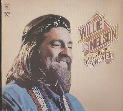 Willie Nelson The Sound In Your Mind Vinyl LP Record