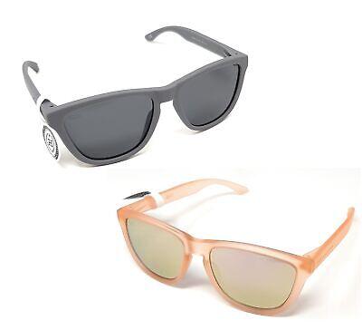 Hawkers Damen Herren Unisex Sonnenbrille Retro UV400 Schutz Rosa Grau ()
