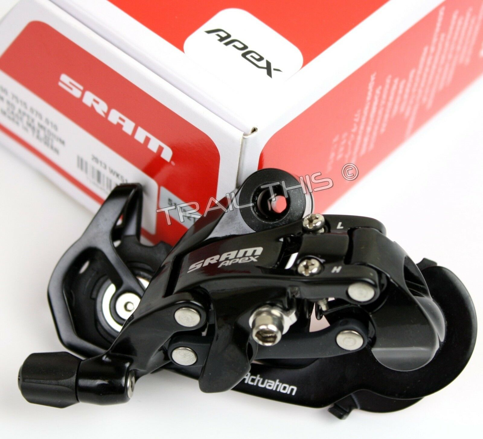 SRAM Apex Road Rear Derailleur Medium Cage