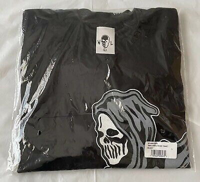 Time Is Precious Size Large (L) Warren Lotas Limited Edition T-Shirt - Brand New