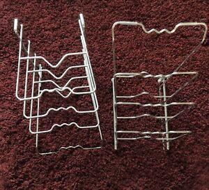 Lid racks- set of 2