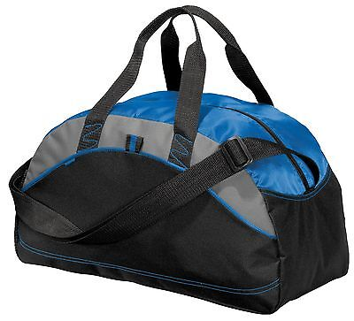 Embroidered Medium Duffel Bag Winter Summer Sports Travel Truckers Over Night  (Embroidered Duffle Bags)