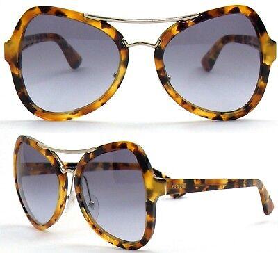 PRADA Sonnenbrille Sunglasses SPR18S UF3-4R2 Gr 55 Nonvalenz BF 8 T 70