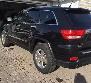 Jeep Grand  Overland Cherokee Limited Edition