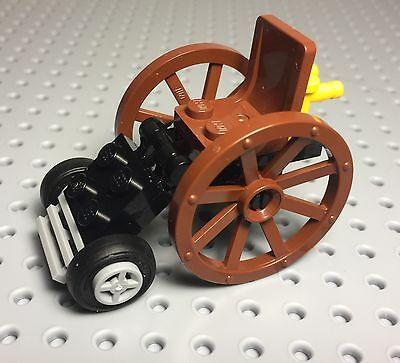 Lego New Wheelchair / Injured Mini Figures Custom MOC Utility vehicle, used for sale  Las Vegas
