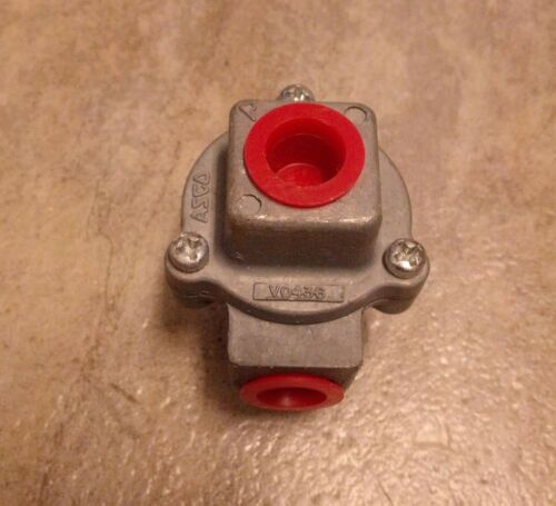 ASCO Red Hat V0436 quick exhaust valve