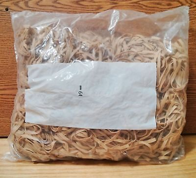 Alliance Postal Rubber Band Size 64 50lb Case - 10 Bags