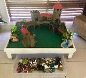Playmobil pirate castle knight dollhouse unisex dolls house boys