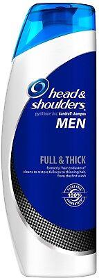 Head and Shoulders Full & Thick Anti-Dandruff Shampoo 13.5 F
