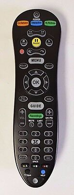 USED AT&T S30-S1A U-VERSE Standard Programmable Universal Remote Control