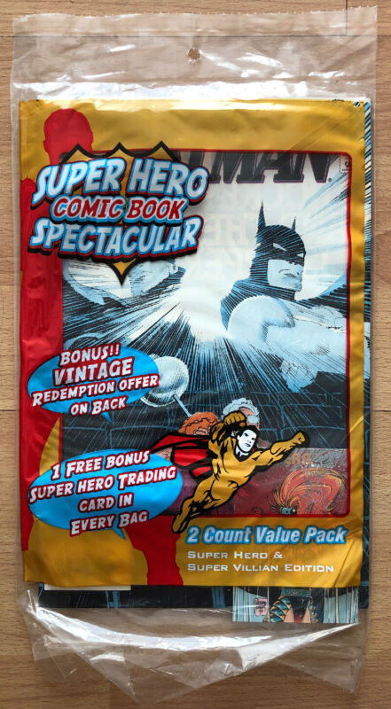 Comic Book Value Pack Lot Of 2 Comics: Batman #459 & Angel Old Friend #5 No Card
