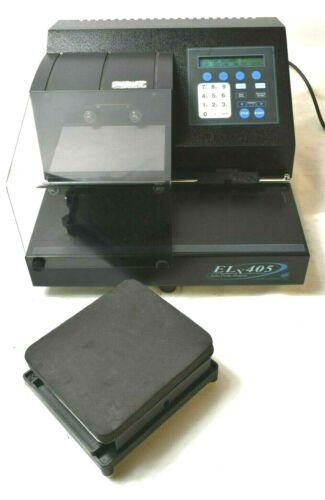 Bio-Tek ELx405 Microplate Washer ELx405 BioTek Plate Works AS SHOWN