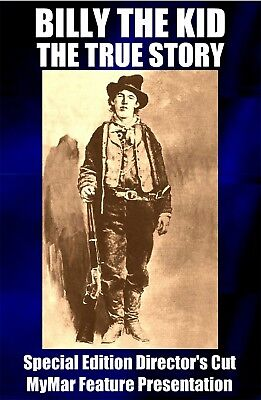 Billy The Kid  The True Story   Special Edition Directors Cut Dvd
