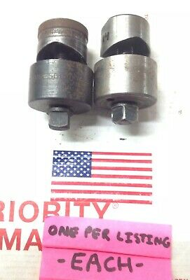 1 Greenlee 1 316 Diameter Radio Chassis Punch 730 7174no