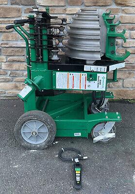 Greenlee 854dx Pipe Bender 12-2 Rigid Imc Emt 855 555 Awesome Shape