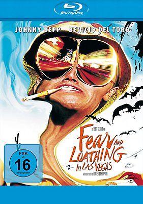 Fear and Loathing in Las Vegas - (Johnny Depp) - BLU-RAY-NEU