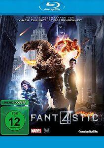 Fantastic Four (2015) # BLU-RAY-NEU