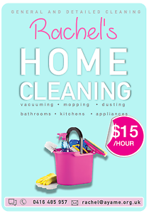 Rachel's Home Cleaning Battery Point Hobart City Preview