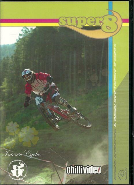 SUPER 8 DVD - INTENSE CYCLES