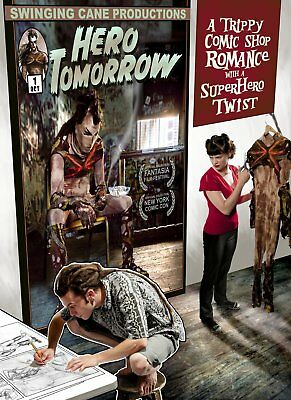 Hero Tomorrow  Dvd  New Sealed