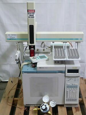 Agilent 6890a-g1530a With Headspace