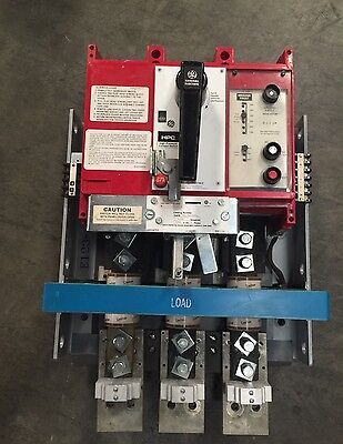 General Electric THPR3612G3TRT1 1200 Amp Switch Ready For Immediate Shipping
