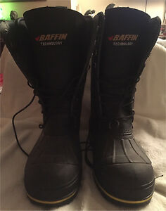 Baffin Winter Safety Boots