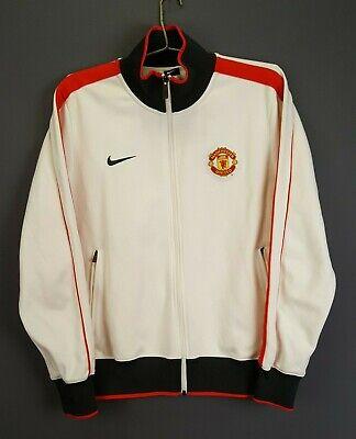 95d711d45 4.7 5 Manchester United training medium jacket Full Zip soccer Nike ig93