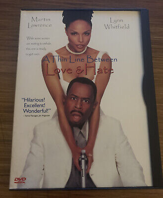 A Thin Line Between Love and Hate (DVD, 1999)