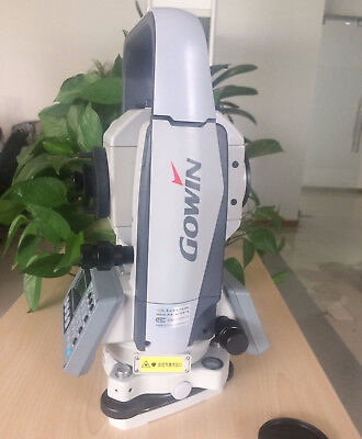 New Topcon Gowin Tks-202n Reflectorless Total Station