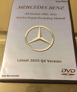 ... W203 W123 W126 W140 W208 W209 W210 W211 Repair Service Manual | eBay