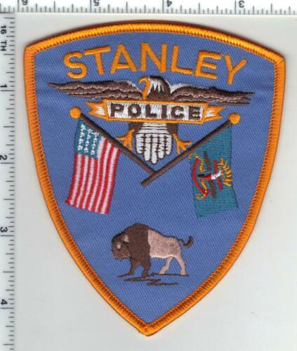 Stanley Police (North Dakota) 1st Issue Shoulder Patch