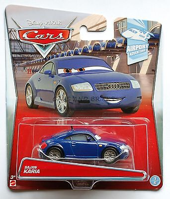 Disney Pixar Cars Sajan Karia  1 55 New 2015