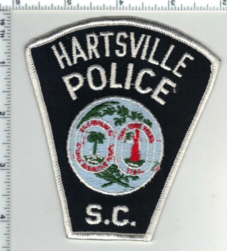Hartsville Police (South Carolina) 3rd Issue Shoulder Patch