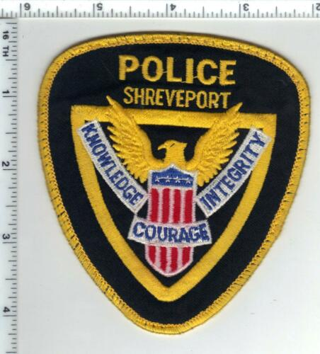 Shreveport Police (Louisiana) Uniform Take-Off Shoulder Patch new from the 1980s