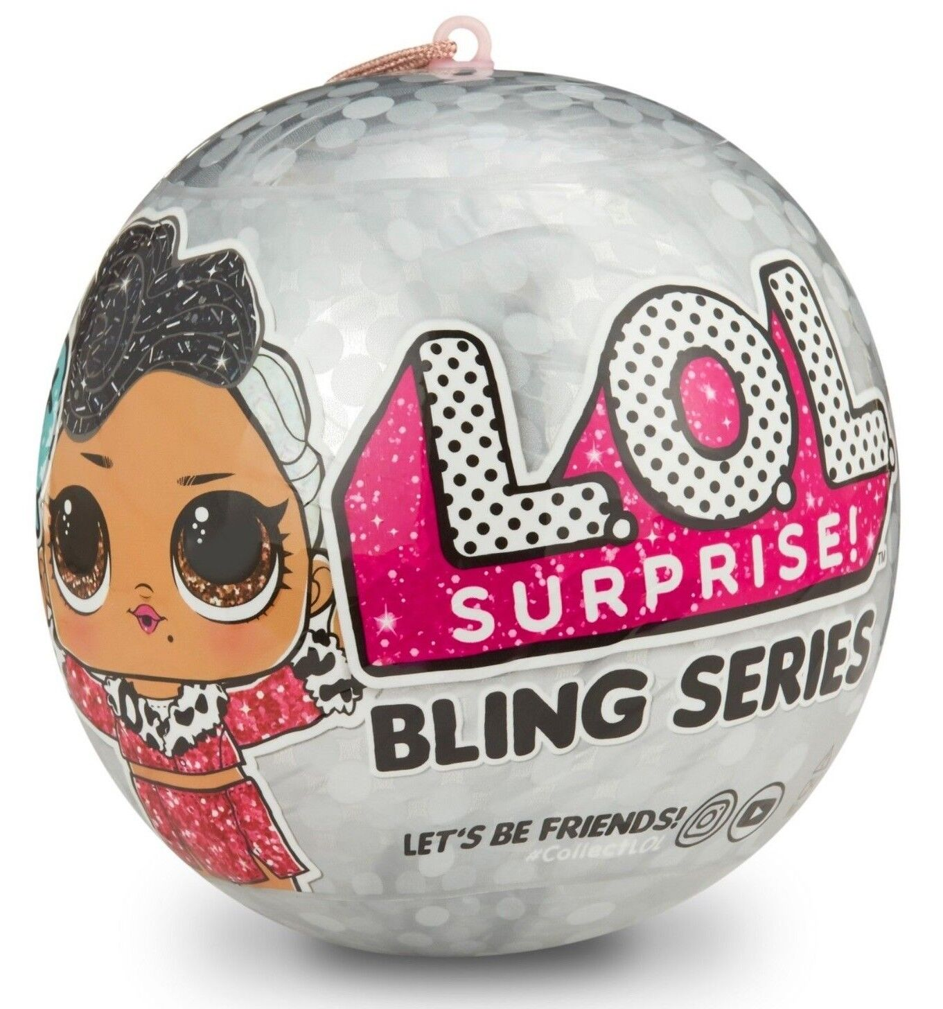 NEW 2018 LOL Surprise Bling Series - GUARANTEED GOLD BALL! - SHIPS TODAY!