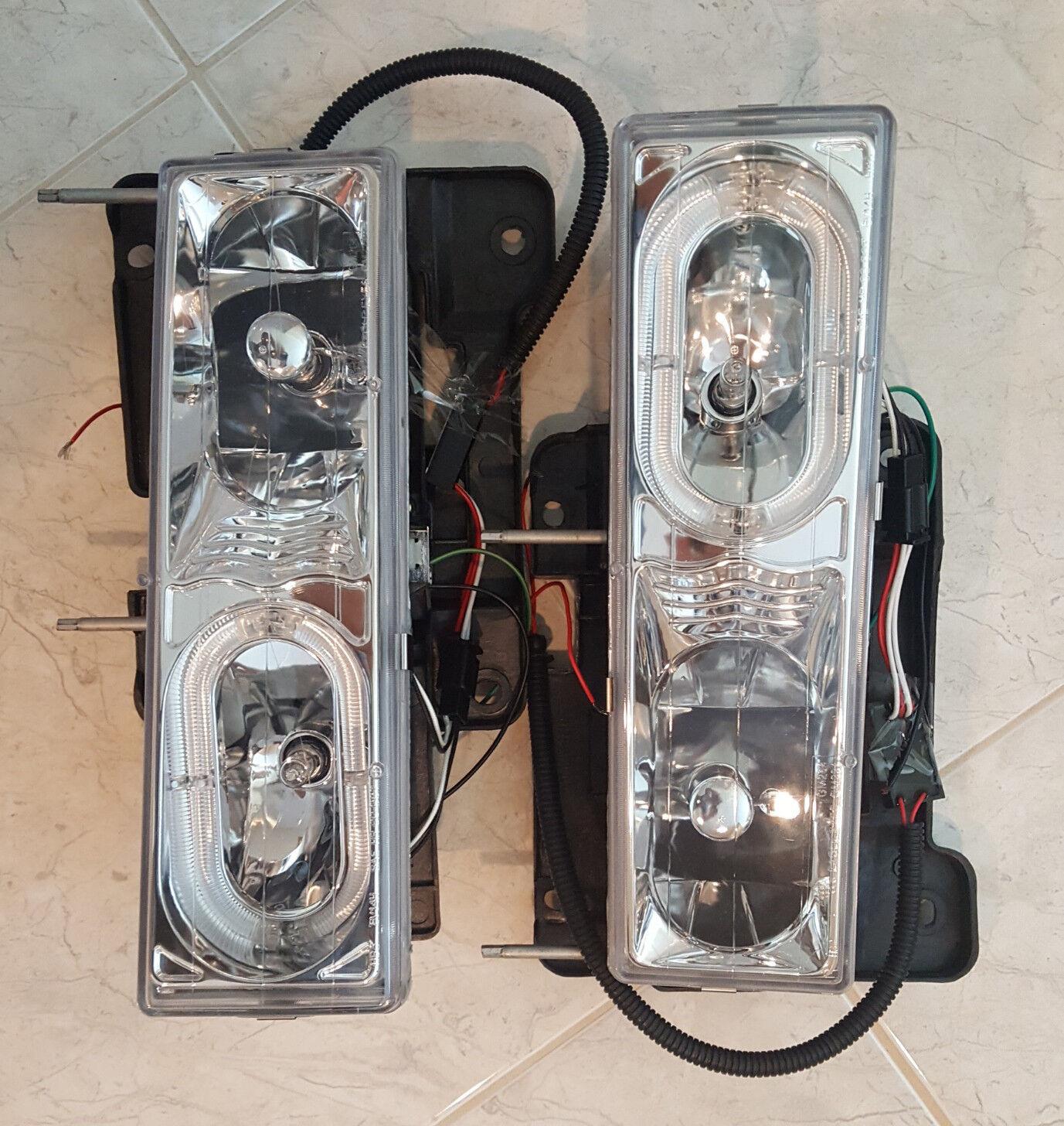 Used Chevrolet Suburban Headlights For Sale 1997 Gmc Headlight Wiring Harness 1992 1999 Head Lamp