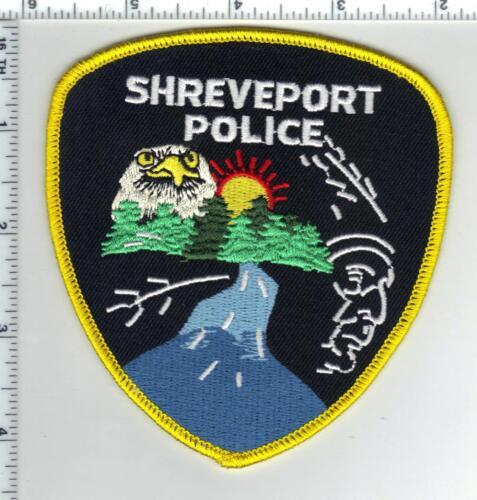 Shreveport Police (Louisiana) Shoulder Patch - new from the 1990