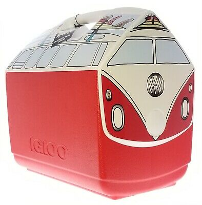 Igloo VW Microbus Cooler Designed By Kevin Butler ( Out of Production)