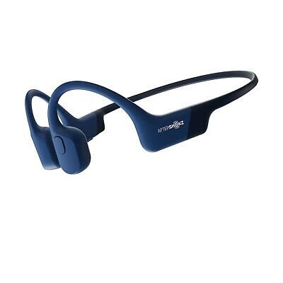 AfterShokz Aeropex Blue Eclipse Waterproof Conduction Headphones AfterShockz Air