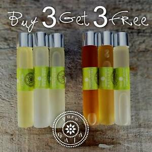 **FREE POST! Buy 3 Get 3 FREE Nature Sexy Pure Essential Oil Sydney City Inner Sydney Preview