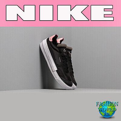 Nike Drop Type LX Men's Size 10/Women's Size 11.5 AV6697-001 Black/Pink Tint NIB