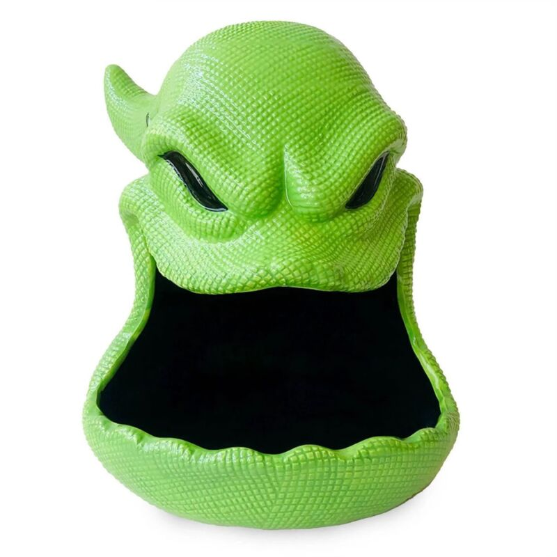 Disney Nightmare Before Christmas Oogie Boogie Halloween Candy Dish SHIPS NOW🔥