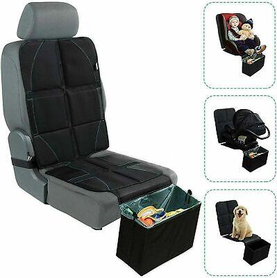 مقعد السيارة حامي التخزين جيوب شبكة غطاء Carseat للأطفال الصغار الرضع