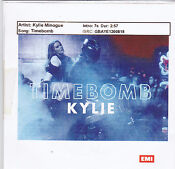Kylie Minogue Promo CD