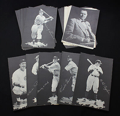 1932 Chicago Cubs Picture Pack Team Set  32 Total  Pennant Winners  4 Hofers