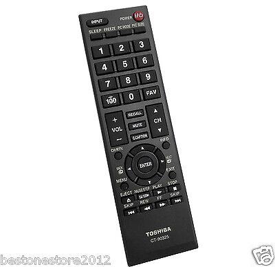 New Original Toshiba TV Remote CT-90325 ct90325 remote 55HT1U 55S41U 55SL412U TV