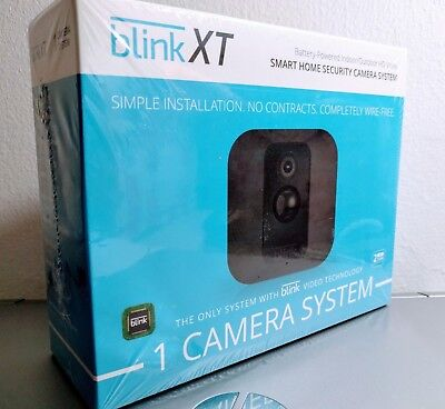Flicker XT Home Security Wireless HD 1 Camera System w/Motion Detection,Wall Mount
